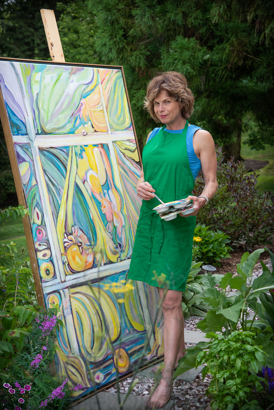 Tina Garden Art